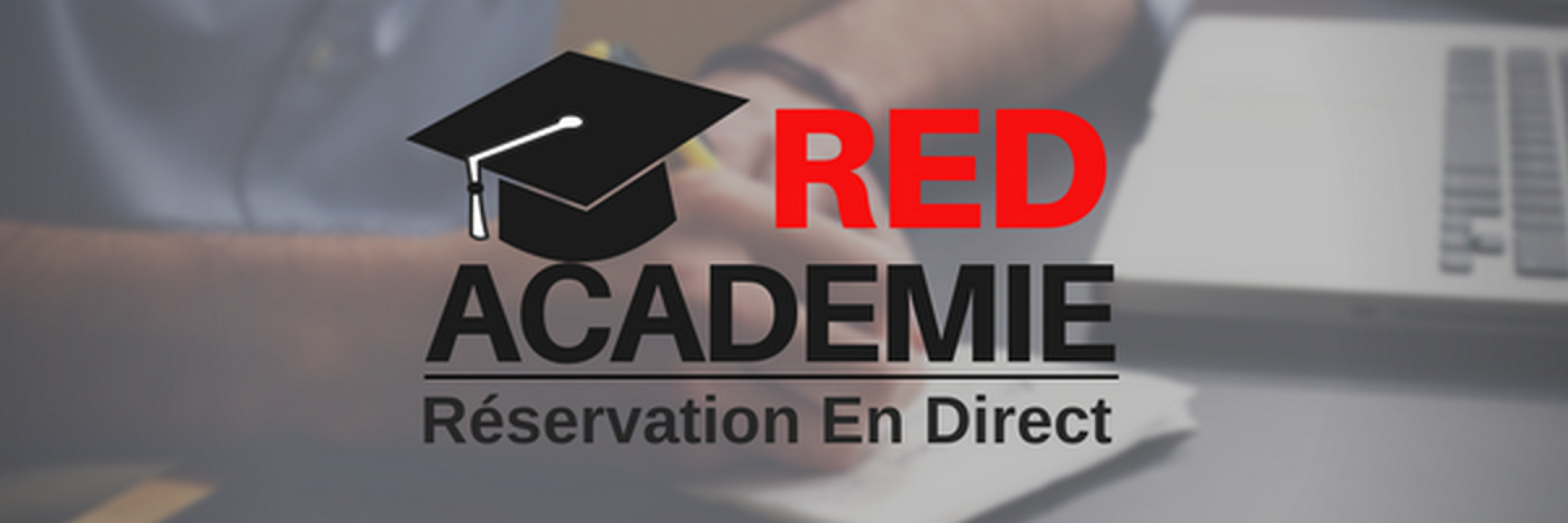 réservation en direct : centre de formation